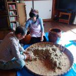 九州での麦みそ作り家庭のレシピ大公開♪/後半編